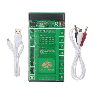 wa phone battery fast charging  activation board