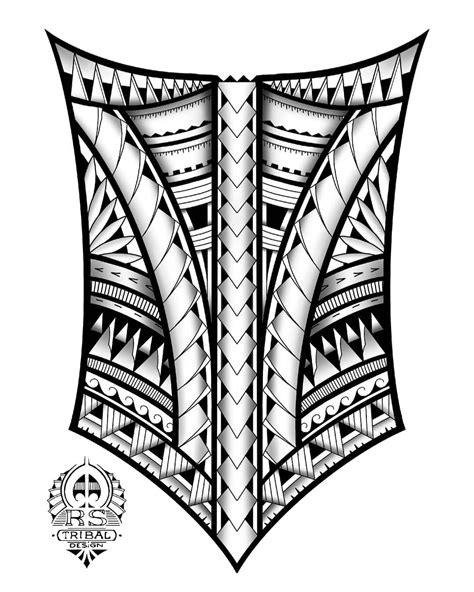 Polynesian inspired design. #tribaltattoo #polynesiantattoo #maoritattoo #polynesian #polytat #