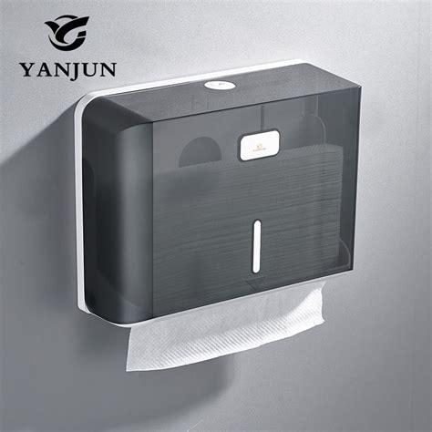 yanjun wall mounted paper towel dispenser wc paper towel