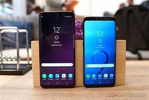 Samsung Galaxy S9 2018 : samsung galaxy s9 and s9 hands on review tests ~ Kayakingforconservation.com Haus und Dekorationen