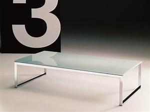HIPHOP Tavolino rettangolare by Bontempi Casa design Studio 28
