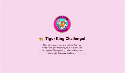 tiger king bitlife challenge