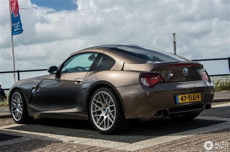 Bmw Z4 M Coupé  12 Augustus 2016 Autogespot