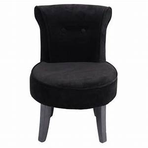 Fauteuil Crapaud Noir : fauteuil crapaud andy coloris noir conforama pickture ~ Preciouscoupons.com Idées de Décoration