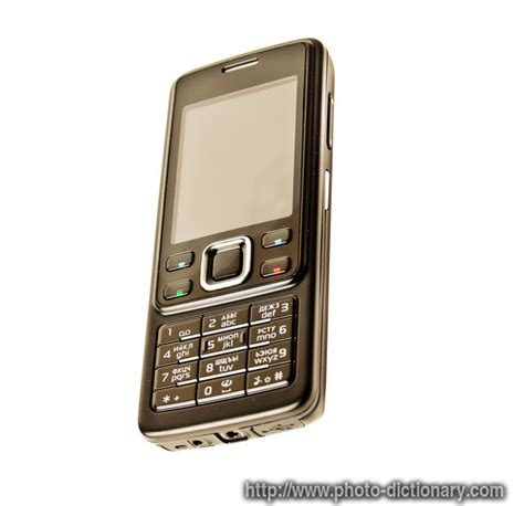 mobile phone photopicture definition  photo