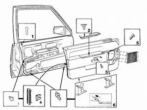 How Do I Take Off The Driver U0026 39 S Side Door Panel From The