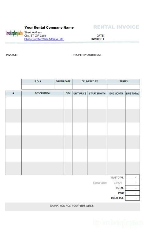 south africa tax invoice template service invoice