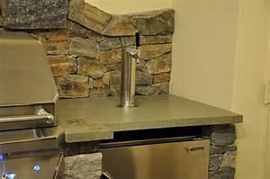Concrete, Countertop, Portfolio, -, Brooks, Custom