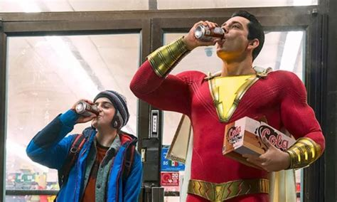 First Official Look At Zachary Levi In 'Shazam!' Revealed