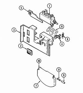 Maytag Pdb1100awe Dishwasher Parts