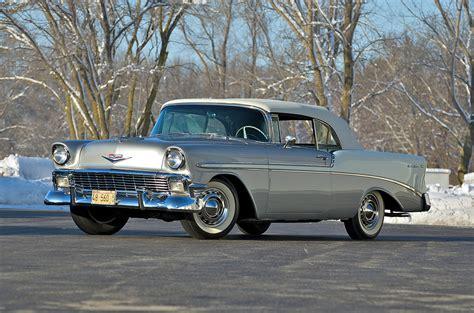 1956 Pontiac Bel Air Convertible