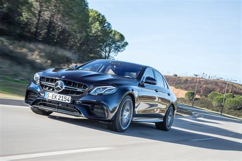 2017 Mercedesamg E63 S 4matic+ Review Gtspirit