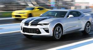 Should You Race Your 2016 Chevy Camaro Ss With A Stick Or