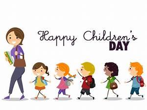 Happy Children's Day | The Teachers Digest