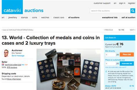 european  auction house catawiki raises  million