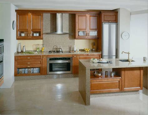 Organize Kitchen With 3 Type Of Kitchen Cabinet  Choose