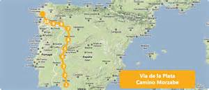 Via De La Plata by What Is The Via De La Plata Caminoways Com
