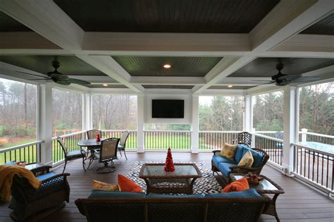resurfacing fireplace with maryland deck and porch financing