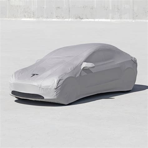 Get Car Covers For Tesla 3 Pics
