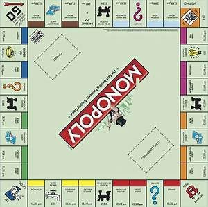 Here U2019s What The Monopoly Board Would Look Like For London