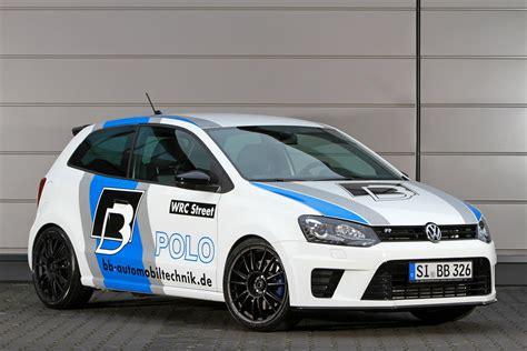 Volkswagen Polo R Wrc Tuned To 360 Hp Autoevolution