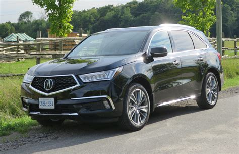 suv review acura mdx 2017 honda blog italia