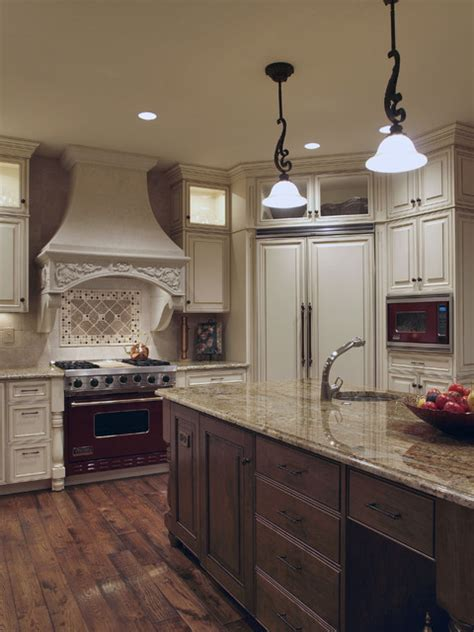 white antique   world kitchen traditional kitchen denver  kitchens  wedgewood