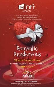 Romantic Rendezvous - Valentines Day Special Dinner ...