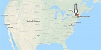 Where is Amherst Massachusetts Located? What County is ...