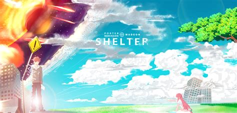 Shelter Anime Wallpaper - shelter hd wallpaper background image 3445x1654 id