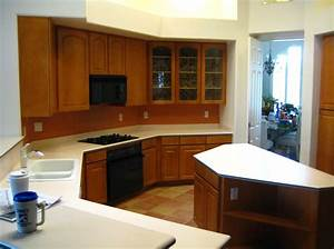 do it yourself diy kitchen remodel on a budget home With remodeling kitchen on a budget