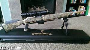 ARMSLIST - For Sale: Browning ShorTrac Hog Stalker 308 ...