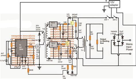 Smps Welding Inverter Circuit Welder