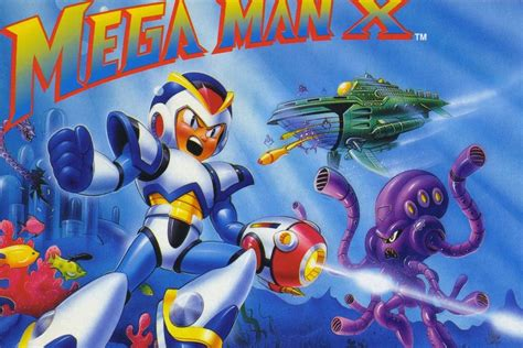 Mega Man X Legacy Collection From Capcom Coming In July