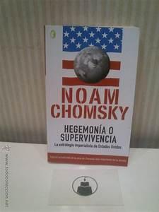 Hegemonia O Supervivencia Noam Chomsky Pdf