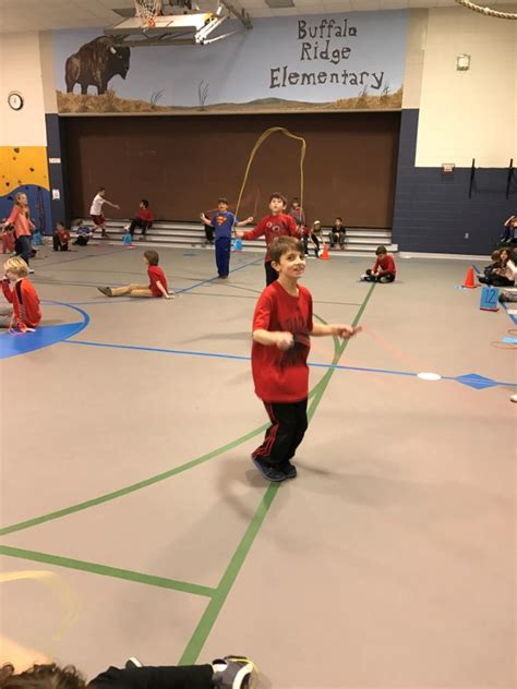 jump rope heart buffalo ridge elementary school