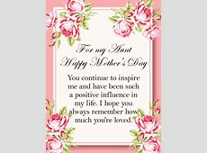 You are a Positive Influence Happy Mother's Day Card for