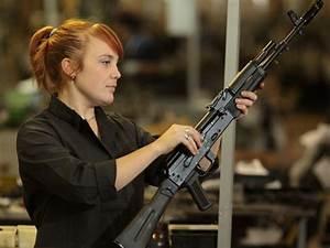 For this year arms manufacturer Kalashnikov Concern ...