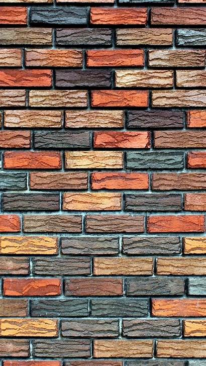 Brick Wall Stone Background Texture Iphone Pared