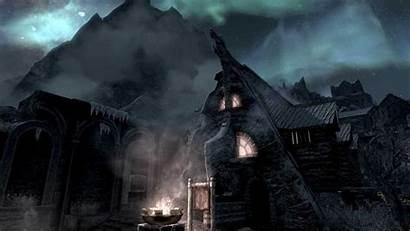 Skyrim 1080p Elder Scrolls Hall Windhelm