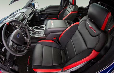 ford raptor shelby colors release date interior