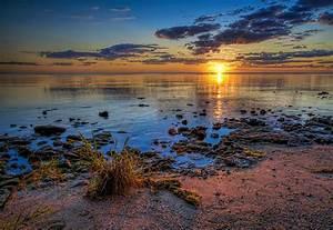 Sunrise Over Lake Michigan Photograph by Scott Norris
