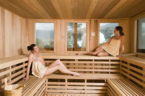 outdoor sauna rocky mountain pools  spas calgary