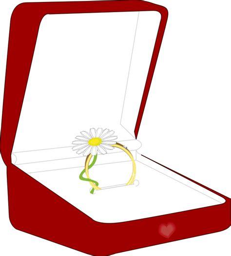 wedding ring engagement ring cartoon clip art  engagement