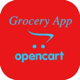 Opencart-app-for-grocery-store - Ionic Marketplace