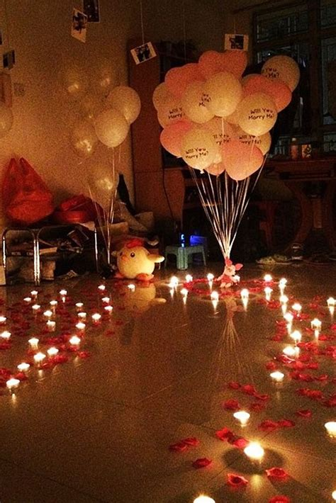 sweet valentines day proposal ideas romantic