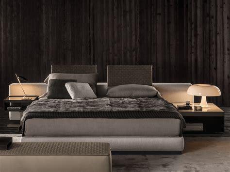 the bed yang bed by minotti design rodolfo dordoni
