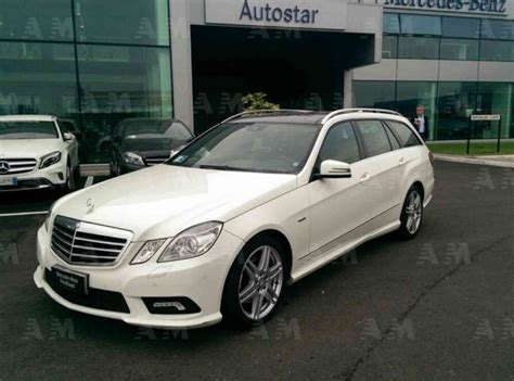 vendo mercedes benz classe  station wagon  cdi blueeff