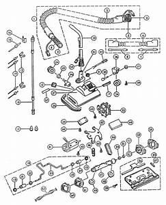 Filter Queen 31x Brownvacuum Repair Parts  U0026 Tools