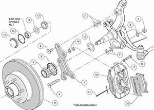 Wilwood Disc Brake Kit Front 61